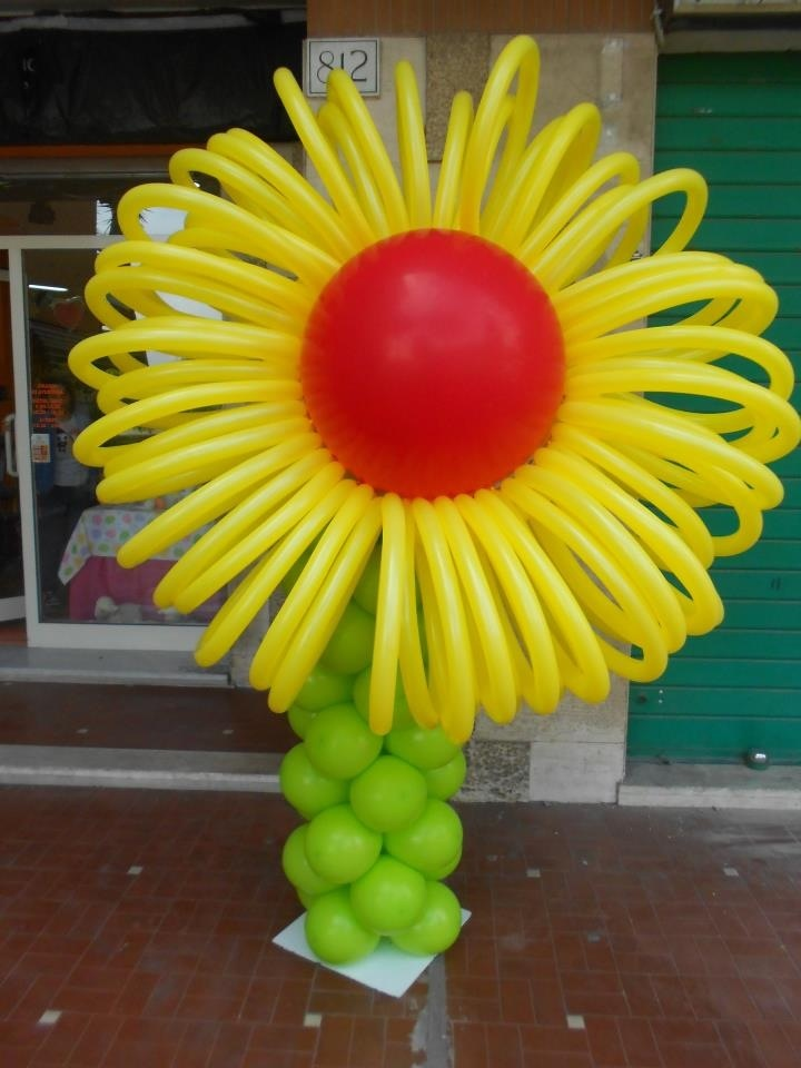 Popular balloon decorations for kid s party delhi balloon for Ballons decoration